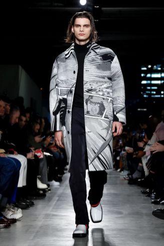 MSGM Menswear Fall Winter 2019 Milan6