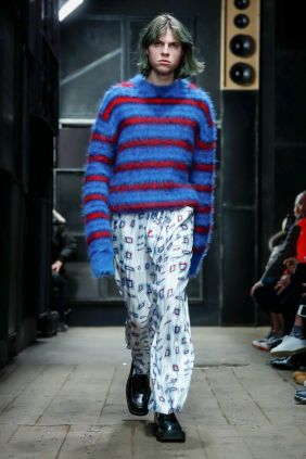 Marni Menswear Fall Winter 2019 Milan17