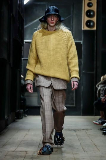 Marni Menswear Fall Winter 2019 Milan42