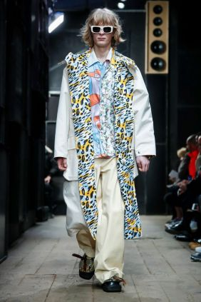 Marni Menswear Fall Winter 2019 Milan8