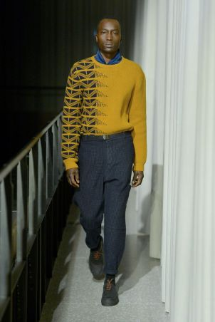 Oliver Spencer Menswear Fall Winter 2019 London21
