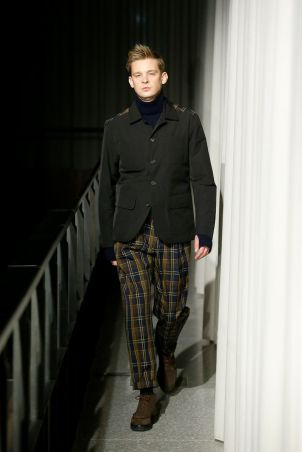 Oliver Spencer Menswear Fall Winter 2019 London22