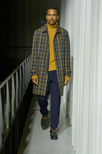 Oliver Spencer Menswear Fall Winter 2019 London23