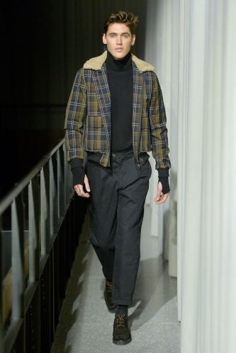 Oliver Spencer Menswear Fall Winter 2019 London24