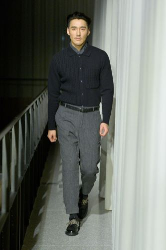 Oliver Spencer Menswear Fall Winter 2019 London25