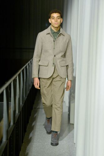 Oliver Spencer Menswear Fall Winter 2019 London32