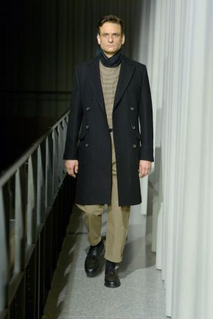 Oliver Spencer Menswear Fall Winter 2019 London8