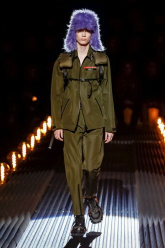 Prada Menswear Fall Winter 2019 Milan22