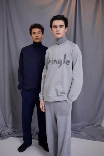 Pringle of Scotland men's fall 2019