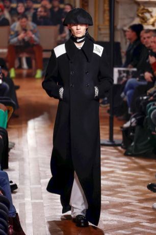 Raf Simons Menswear Fall Winter 2019 Paris1