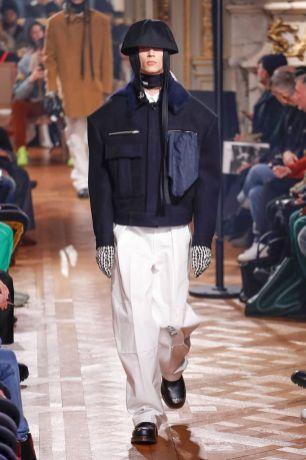 Raf Simons Menswear Fall Winter 2019 Paris13