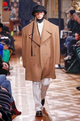 Raf Simons Menswear Fall Winter 2019 Paris15