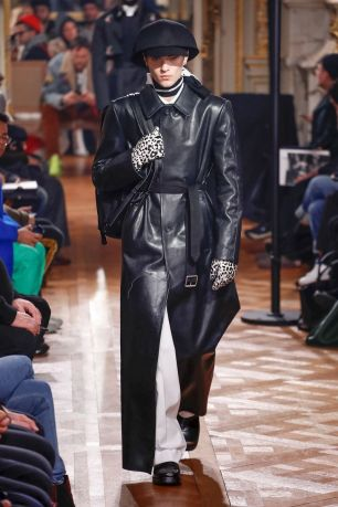 Raf Simons Menswear Fall Winter 2019 Paris20
