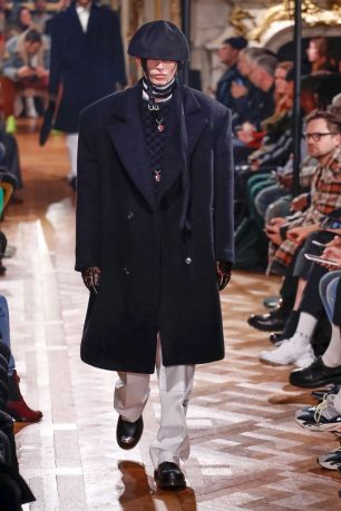 Raf Simons Menswear Fall Winter 2019 Paris22
