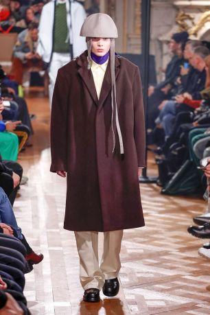 Raf Simons Menswear Fall Winter 2019 Paris30