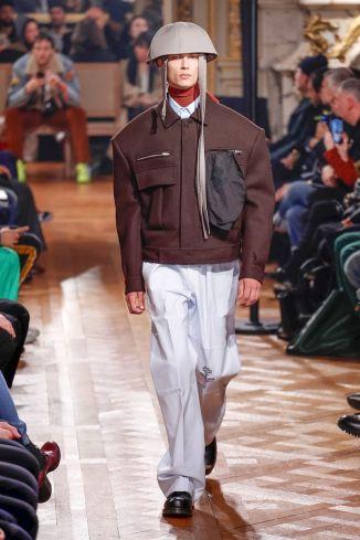 Raf Simons Menswear Fall Winter 2019 Paris38