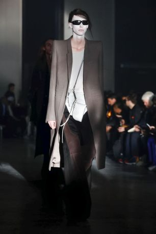 Rick Owens Menswear Fall Winter 2019 Paris17