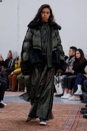 Sacai Menswear Fall Winter 2019 Paris17
