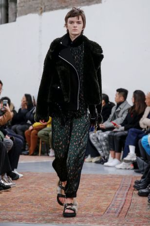 Sacai Menswear Fall Winter 2019 Paris20