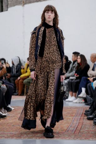 Sacai Menswear Fall Winter 2019 Paris25