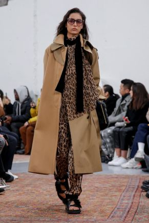 Sacai Menswear Fall Winter 2019 Paris26