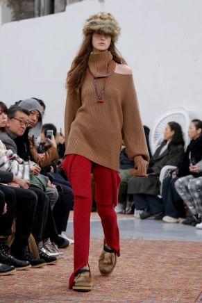 Sacai Menswear Fall Winter 2019 Paris28