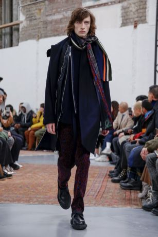 Sacai Menswear Fall Winter 2019 Paris45