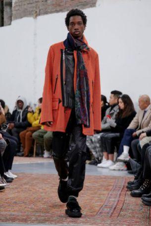 Sacai Menswear Fall Winter 2019 Paris48