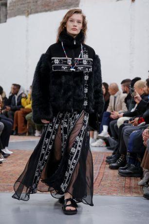 Sacai Menswear Fall Winter 2019 Paris64