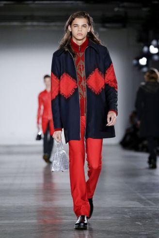 Stefan Cooke Fall Winter 2019 London12