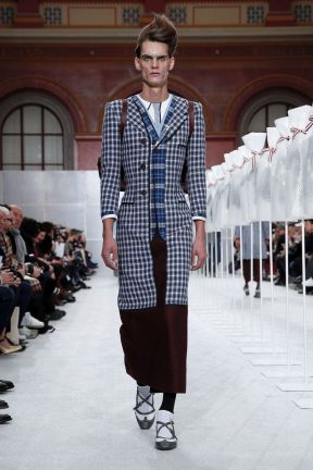 Thom Browne Menswear Fall Winter 2019 Paris17