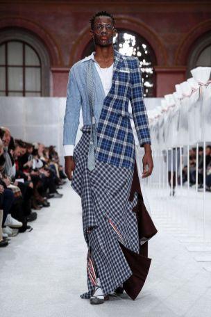 Thom Browne Menswear Fall Winter 2019 Paris18