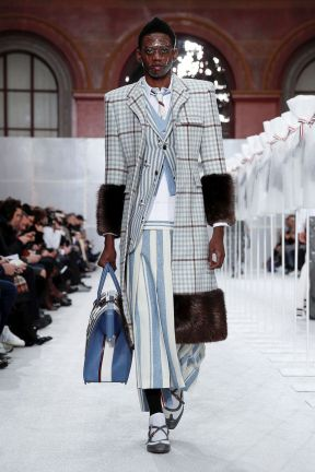 Thom Browne Menswear Fall Winter 2019 Paris22
