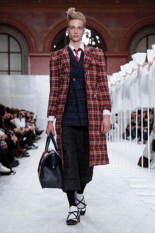 Thom Browne Menswear Fall Winter 2019 Paris25