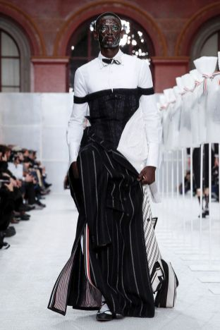 Thom Browne Menswear Fall Winter 2019 Paris33
