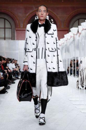 Thom Browne Menswear Fall Winter 2019 Paris34
