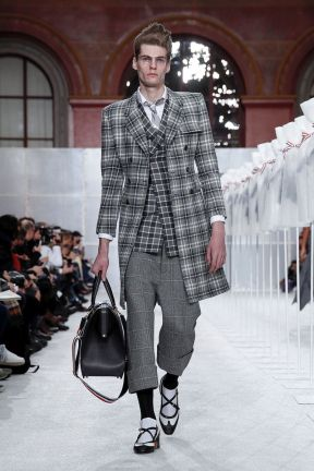 Thom Browne Menswear Fall Winter 2019 Paris4