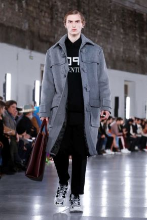 Valentino Menswear Fall Winter 2019 Paris18