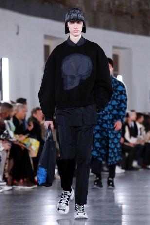 Valentino Menswear Fall Winter 2019 Paris40