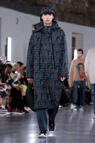 Valentino Menswear Fall Winter 2019 Paris47