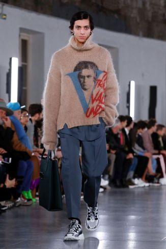 Valentino Menswear Fall Winter 2019 Paris48