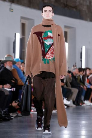 Valentino Menswear Fall Winter 2019 Paris7