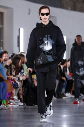 Valentino Menswear Fall Winter 2019 Paris9