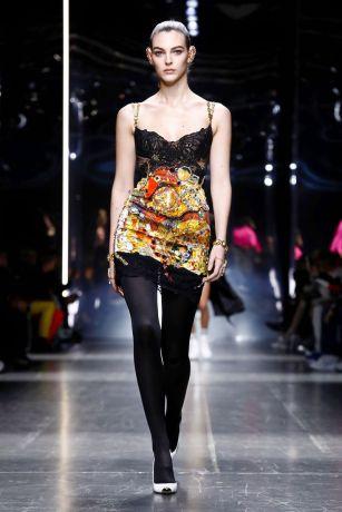 Versace Menswear Fall Winter 2019 Milan12