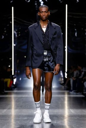 Versace Menswear Fall Winter 2019 Milan15
