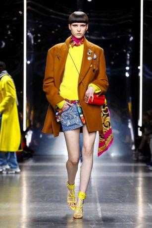 Versace Menswear Fall Winter 2019 Milan17