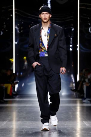 Versace Menswear Fall Winter 2019 Milan18