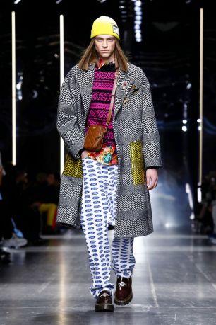 Versace Menswear Fall Winter 2019 Milan23