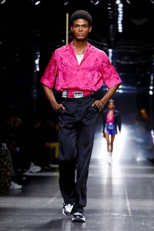 Versace Menswear Fall Winter 2019 Milan25