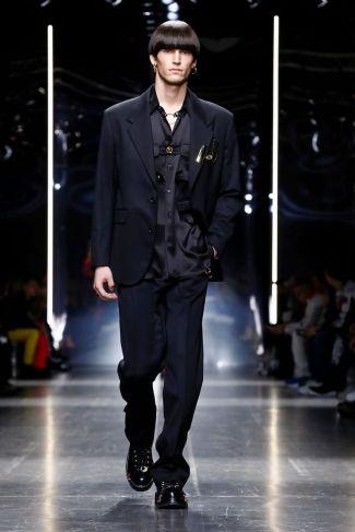Versace Menswear Fall Winter 2019 Milan39